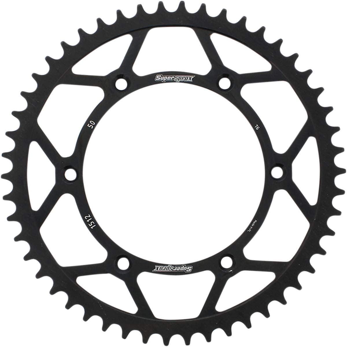 Supersprox RFE-486-46-BLK Indefinitely Excellence powersports-Sprockets