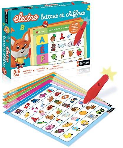 Nathan - Electro Lettres et...
