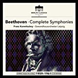Beethoven : Intgrale des symphonies. Konwitschny.