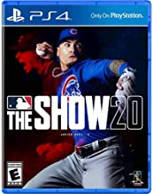 MLB The Show 20 for PS4 - PS4 Exclusive - ESRB Rated E...