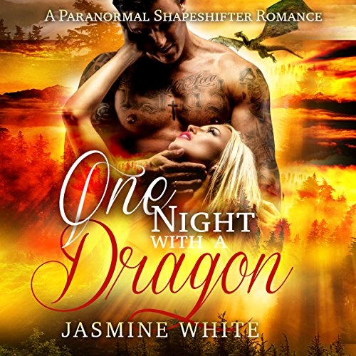 One Night with a Dragon cover art