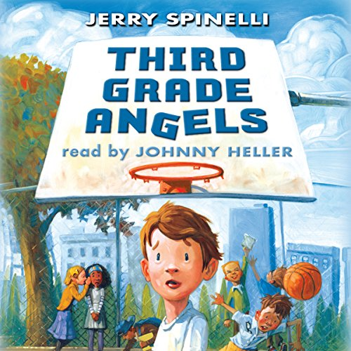 Third Grade Angels audiobook cover art