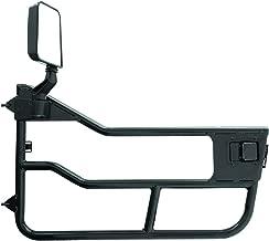 Bestop 51809-01 Satin Black HighRock 4X4 Element Door Set for 1997-2006 Wrangler TJ 2-Door and Unlimited