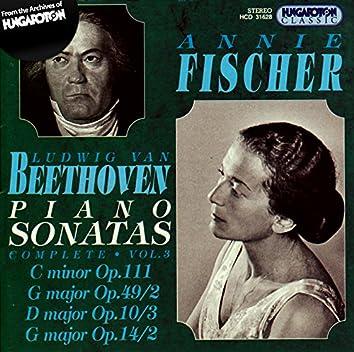 Beethoven: Complete Piano Sonatas, Vol. 3: Nos. 7, 10, 20 and 32