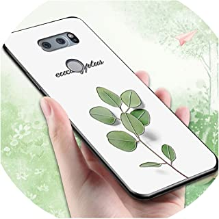 3D Relief Floral Phone Case for Lg Optimus G4 G4C G5 G6 Case Girly Leaf Silicon Cover for Lg Magna V20 V30,Leaf,Forgot Your Password?