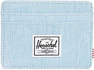 Herschel Charlie RFID, Tela Vaquera Ligera
