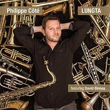 Lungta (feat. David Binney)