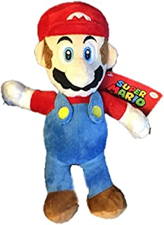 "Mario ~8"" Plush - New Super Mario Bros Plush Series"