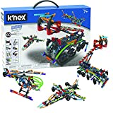 K'nex Intermediate 60 Model Building Set - 395 Parts - Ages 7 & Up - Creative Building Toy, Multicolor
