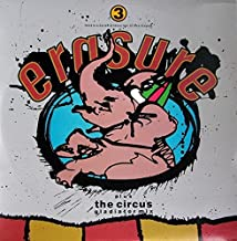 The live in Hamburg Collection - The Circus Tour 1987 - Erasure - [Triple LP Record Album]