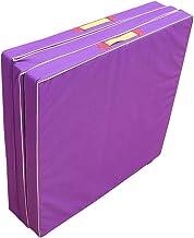 Abaodam 1 St 180x60x5cm 3-voudig Gymnastiekkussen Yoga Mat Vloermat voor Dansen Thuis Oefening Mat Sit-up Cuishion Pad (Pa...