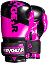 Revgear Pinnacle Boxing Glove | Entry Level | Comfortable & Stylish | Animal Free | Excellent Value