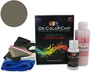 Dr. ColorChip Nissan Altima Automobile Paint - Steel Gray Metallic/Dark Slate K50 - Squirt-n-Squeegee Kit