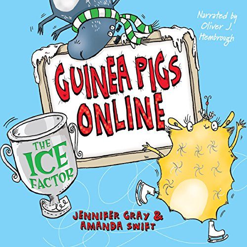 Guinea Pigs Online: Bunny Trouble audiobook cover art