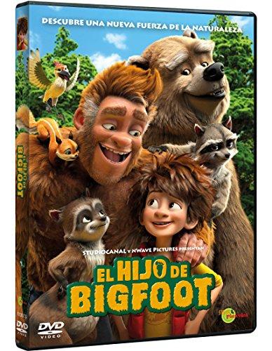 El Hijo De Bigfoot [DVD]