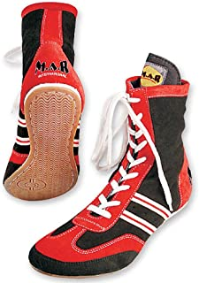 M.A.R International Ltd. Boxing Shoes in and Styles - for Secure and Durable Protection