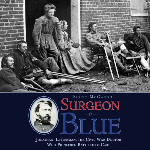 Surgeon in Blue cover art