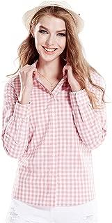 girls gingham shirt