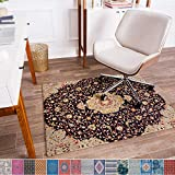 Anji Mountain Altamira Rug'd Collection Chair Mat, 36 x 48-Inch
