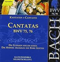 Bach: Cantatas BWV 75-76 (1999-10-19)