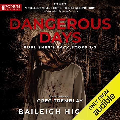 Dangerous Days: Publisher's Pack audiobook cover art