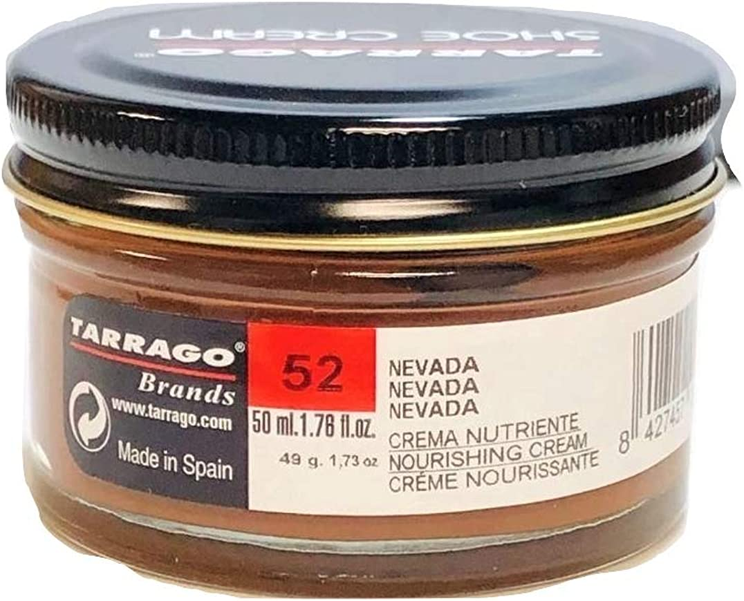 Max 86% OFF Tarrago Shoe Cream Jar Max 88% OFF 50ml.