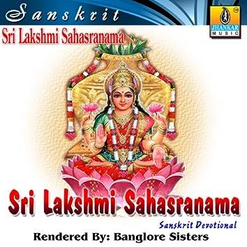 Sri Lakshmi Sahasranama
