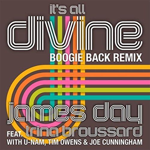James Day feat. トリーナ・ブラッサード, U-Nam, Tim Owens & Joe Cunninghm