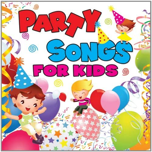 Party Songs for Kids product image