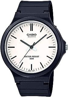 Reloj para Hombre CASIO MW-240-7EV Esfera Blanca