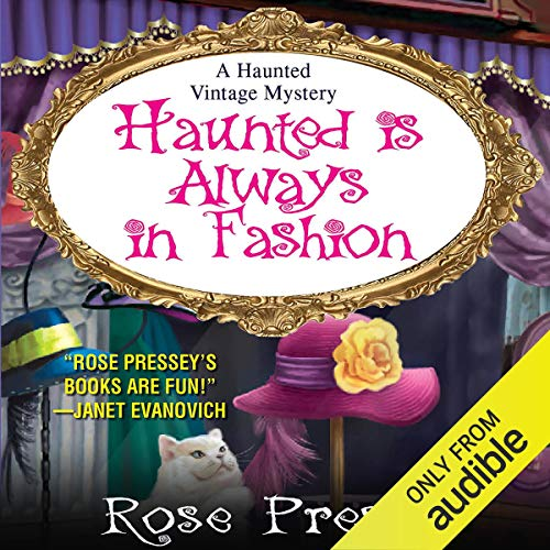 Couverture de Haunted Is Always in Fashion