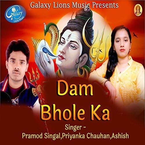Pramod Singal, Priyanka Chauhan, Ashish