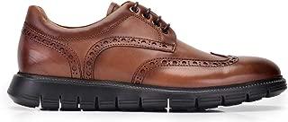 675-GLA GLAEXL-Antik Safran 203 Nevzat Onay Taba Rengi Deri Günlük Erkek Ayakkabı