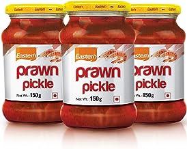 Eastern Prawns Pickle ,150g ( Pack of 3)
