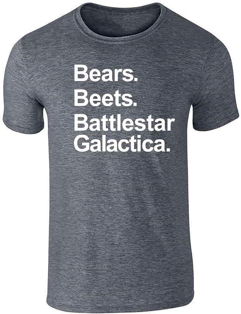 Pop Threads Bears Beets Battlestar Galactica Funny
