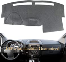 Dash Cover Dashboard Cover Mat Pad for Nissan Titan 2004-2012 (Gray) Y30