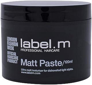 Label M Matt Paste 4.2 Oz