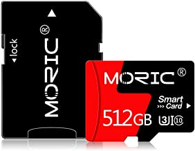 Sponsored Ad - 512GB Micro SD Car Class10 Memory MicroSD Card for Nintendo Switch High Speed Memory Card for Android Smart...