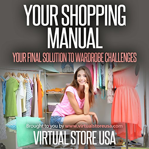 Your Shopping Manual audiobook cover art