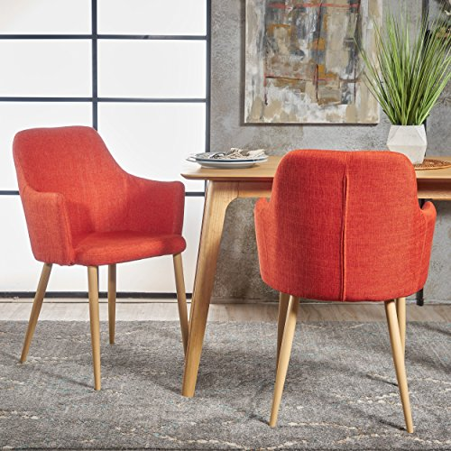 Christopher Knight Home Zeila Mid-Century Modern Accent Chair