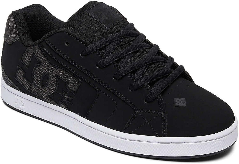 DC shoes Mens Net SE Nubuck Trainers