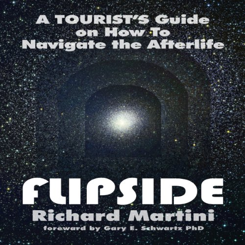 Flipside audiobook cover art