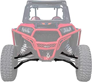 SuperATV High Clearance Upper & Lower A Arms for Polaris RZR XP 1000 /XP 4 1000 (2014+) - Black
