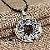 Pendentif Collier pour Hommes Femmes Connor amulette Colliers A485-a485_50cm
