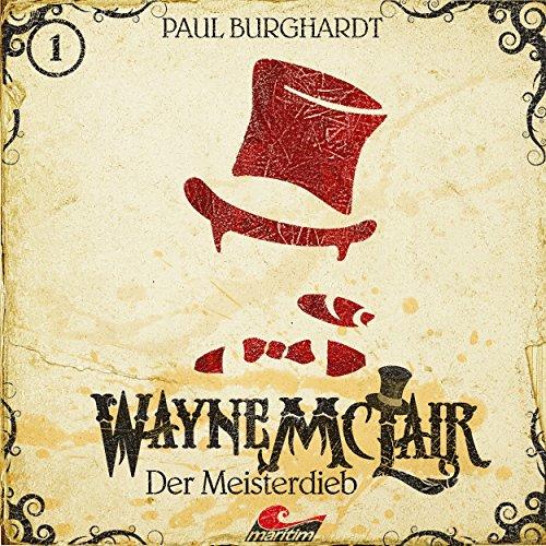 Der Meisterdieb audiobook cover art