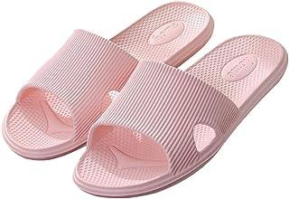 YUENA CAREUnisexe Sandales Antidérapant Douche Salle de Bain Chaussons Souple EVA Intérieur Extérieur Chaussures de Plage ...