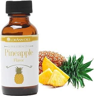 LorAnn Super Strength Pineapple Flavor, 1 ounce bottle