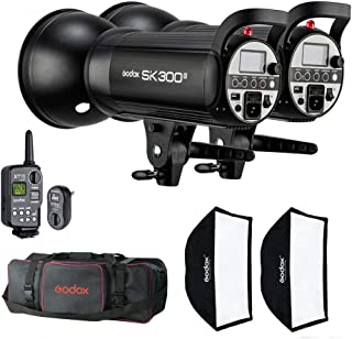 Godox SK II Series - Studio Kits (SK300II Kit)