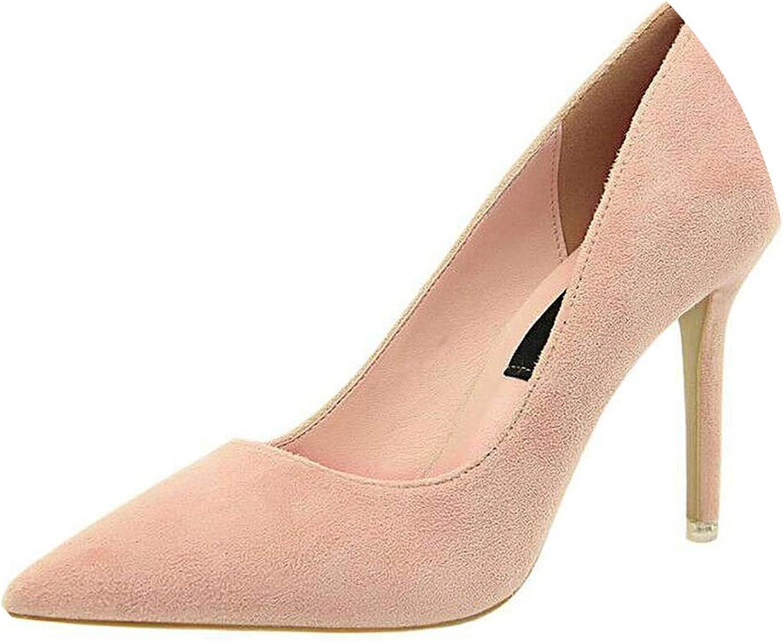 Axd-Home Woman High Heels Women Ladies Office shoes