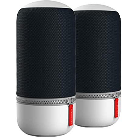 Libratone Zipp Mini 2 Multiroom Bundle 2 Stk Smart Wireless Kleines Lautsprecher Alexa Integration Airplay 2 360 Sound Wlan Bluetooth Spotify Connect 12 Std Akku Stormy Black Audio Hifi